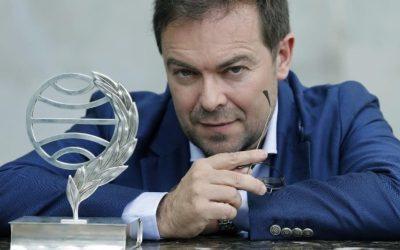 Javier Sierra galardonado con el Premio Planeta 2017